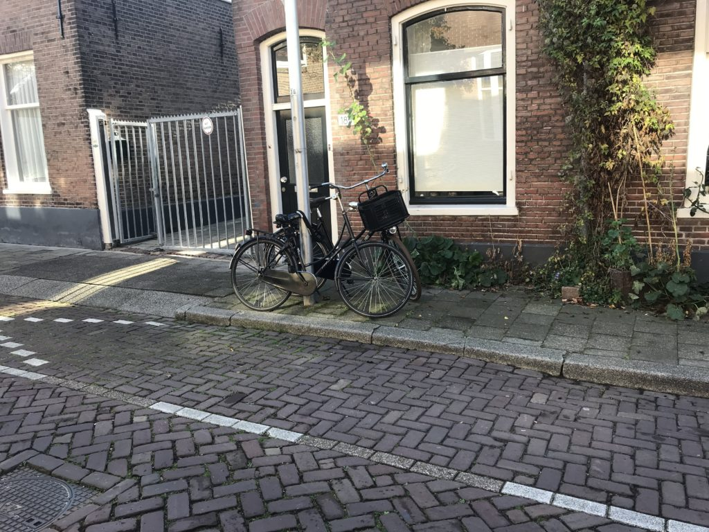 Age-Friendly Environments in Utrecht